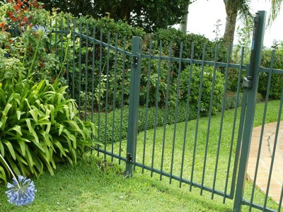 Carpentaria Powder Coated Fencing