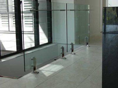 Edge Series Frameless Glass Balustrades